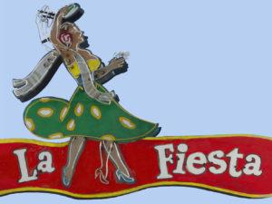 La Fiesta Vintage Neon