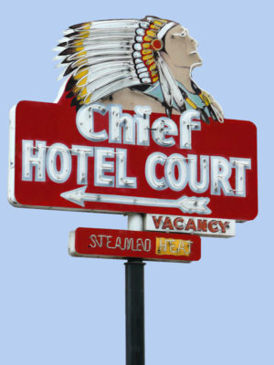 Chief Hotel Court