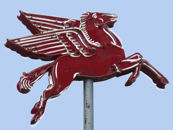 Mobil Oil Pegasus