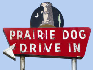 Prairie Dog Drive In