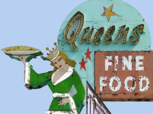 Queens Fine Food
