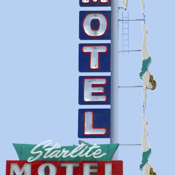 Starlite Motel Diving Lady