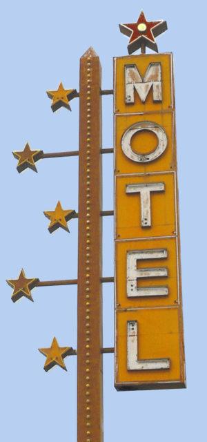 Motel With Stars