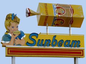 Sunbeam Bread