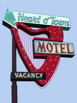 Heart O Town Motel