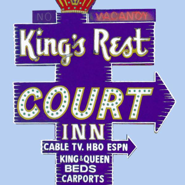 King's Rest Court