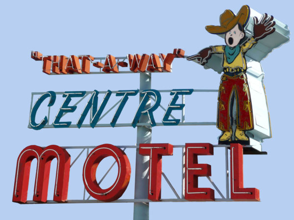 That-A-Way Centre Motel
