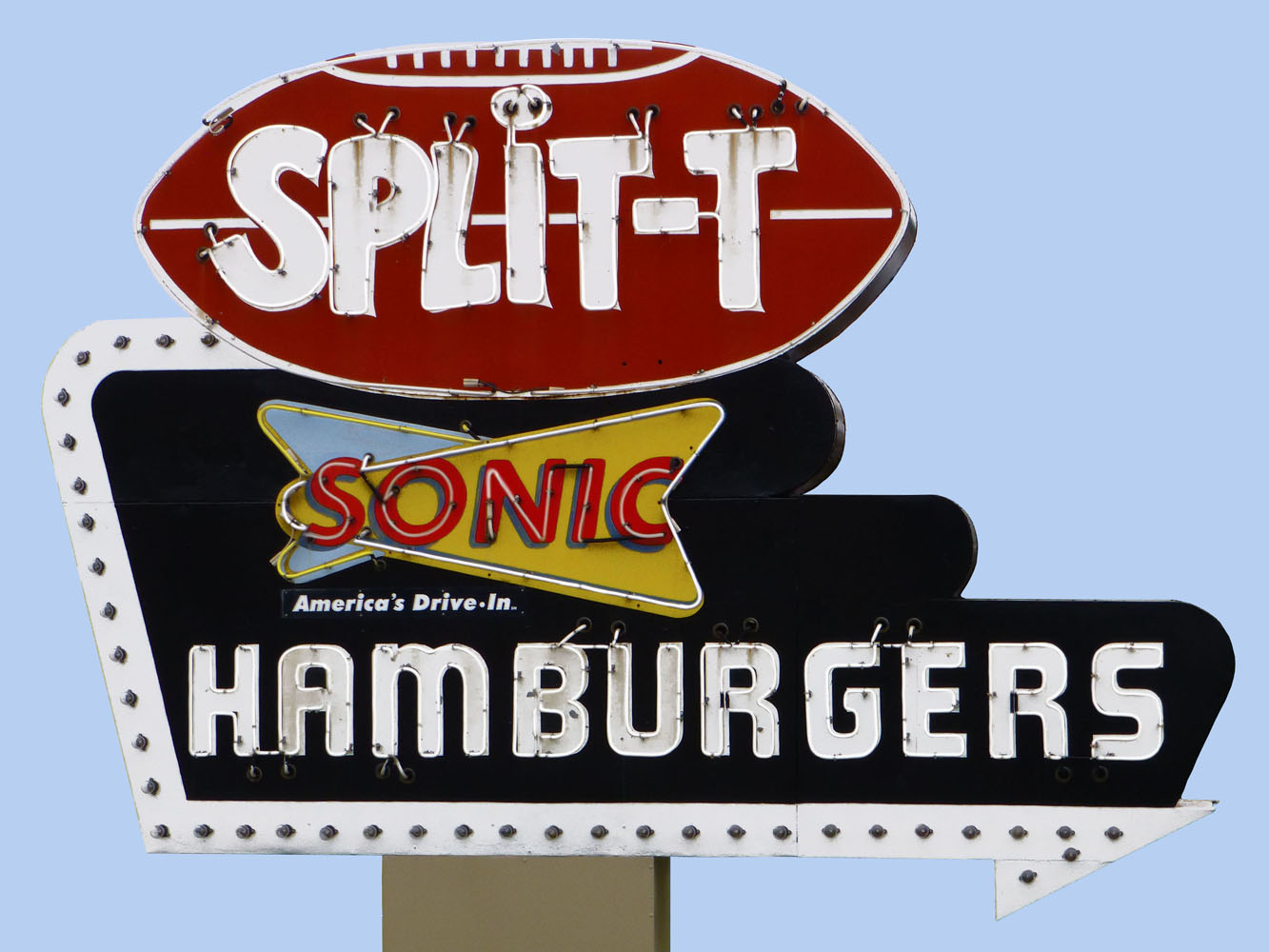 Split T Hamburgers