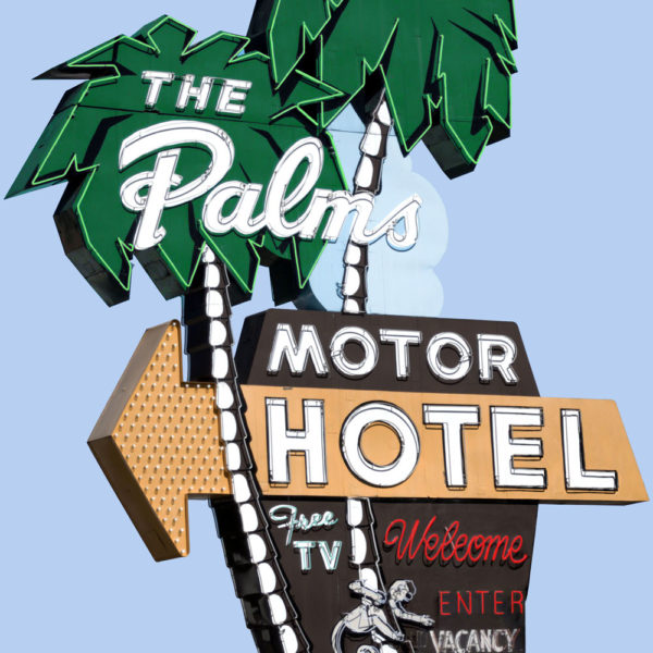 The Palms Motor Hotel